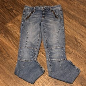 American Eagle Ankle Jeggings